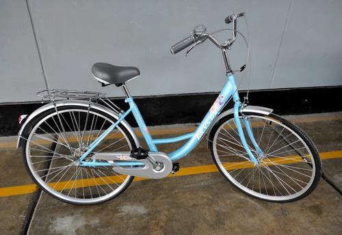 Bicicleta De Ciudad Campera Bicystar Sp-rsdcb03