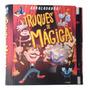 Livro Abracadabra Truques De Mágicas Original