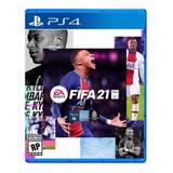 Juego Original Fifa 21 Playstation 4 5 Ps4 Ps Sellado Fisico