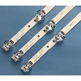 Kit Tiras LG 32 32lf550b 32lf580b 32lf595b Nuevas Aluminio