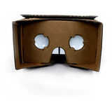 Google Cardboard Realidad Virtual Smartphone Nfc Hasta 6''