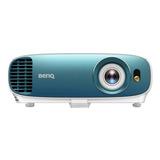 Proyector Benq Tk800m 3000lm Blanco Y Azul 100v/240v
