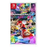 Mario Kart 8 Deluxe Standard Edition Nintendo Switch  Físico