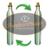 Recambio Repuesto Para Maquinas De Sodas Cilindro De Co2