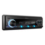 Estéreo Para Auto Philco Csp810bt Con Usb, Bluetooth Y Lector De Tarjeta Sd