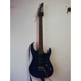 Guitarra Electrica Ibanez, Grx70qa, Como Nueva