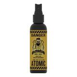 Barba Forte!! Tonico De Crecimiento Atomic Danger 45 Ml