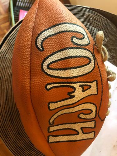 Balon Futbol Americano Para Entendidos!n