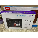 Smart Tv Element Roku De 32 829-461-3229