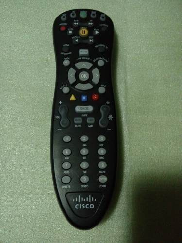 Control Remoto Universal Cisco At6400 Impecable