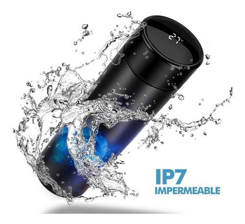 Termo Inteligente Inoxidable 500 Ml /17oz Pantalla Touch !