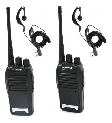 Par Radio Ht Comunicador Walktalk Talkabout Profissional 777