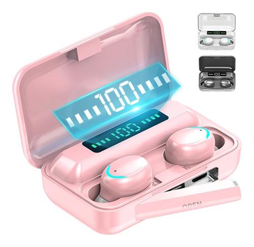 Audífonos Inalámbricos Bluetooth 5.0 Táctil Pantalla Digital