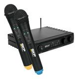 Micrófonos Inalámbricos Skp Uhf-261 Dinámico  Cardioide