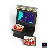 Consola Mini Arcade Portatil 200 Juegos Fujitel / K