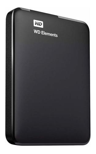 Disco Duro Externo Western Digital 1tb Elements Wd Usb 3.0