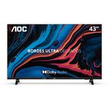 Smart Tv 43'' Aoc Led
