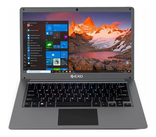 Notebook Exo Intel Celeron Smart E19 64gb Ssd 4gb Ram Wifi