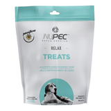 Premios Nupec Relax Treats 180g, Control Estrés Para Perro