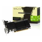 Placa De Video Gt 710 2gb Ddr3 Nvidia Geforce Galax 64bits