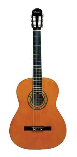 Guitarra Clásica Mercury Ms139 Natural