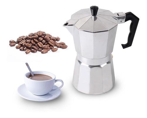 Imusa Cafetera Moka Italiana Espresso 6 Tazas