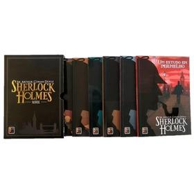 Sherlock Holmes Box 6 Volumes Sir Arthur Conan Doyle