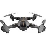 Drone Visuo Xs812 Com Câmera Fullhd Black