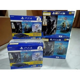 Playstation 4 Slim Ps4 Nuevo Súper Oferta-809-834-7384