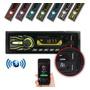 Radio Para Carro Fm Bluetooth Usb Sd Auxiliar First Option Original