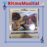 Cuerdas Guitarra Acústica Clásica Alice Nuevas