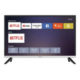 Smart Tv Led Hd 32 Iqual Q32 Hdmi Usb Wifi Netflix Amazon