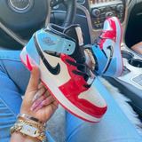 Tenis Nike Air Jordan Retro 1 One Banderas 2021