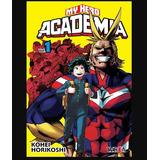 Manga My Hero Academia  Tomo 01 - Argentina