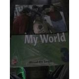 My World. Student Book 3. Manuel Dos Santos Con Cd Audio