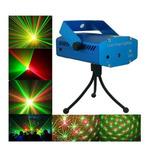 Laser Led Lluvia Multipunto Audioritmico Luces Dj Fiestas