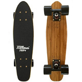 Lmai 22 '' Bamboo Cruiser Maple Wood Skateboard