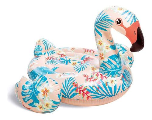 Salvavidas, Flotador, Flamingo Inflable Intex Alberca Adulto