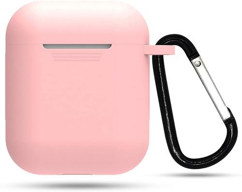AirPods Apple Case Funda Protectora Forro Estuche Silicona