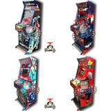 Máquina Arcade Multijuego Lcd 22 - 3188 Juegos  Pandora 12hd
