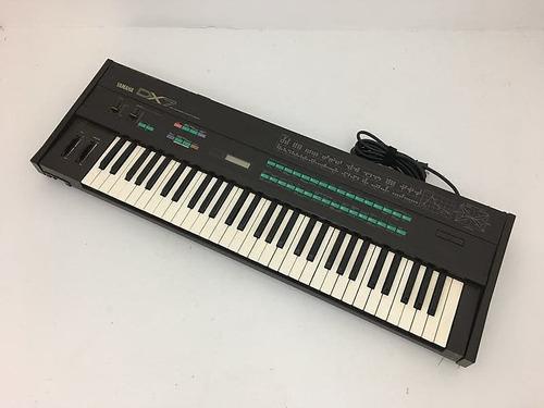 Sintetizador Yamaha Dx7 1983 No Roland, Korg, Nord,