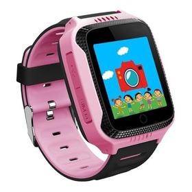 Reloj Inteligente Smartwatch Para Niños Con Gps