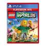 Lego Worlds Standard Edition Físico Ps4 Warner Bros. Original