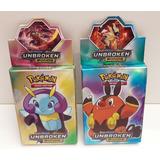 Pokémon Cartas/diferentes Mazos