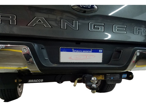 Enganche Maxitracc Bracco Ford Ranger Limited