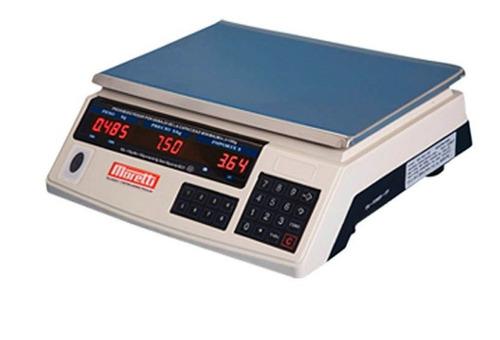 Balanza Electronica Moretti Lap 15kg Con Bateria