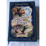 Sabiduría De Bruja Tarot (estuche) Deborah Blake