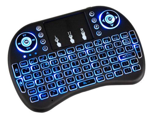 Mini-teclado Inalambrico Led Touchpad