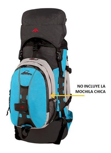 Mochila De Camping Tenere  70 Litros  Montagne Nueva Leer