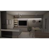 Render De Interiores Diseño Arquitectura Imágen Realista